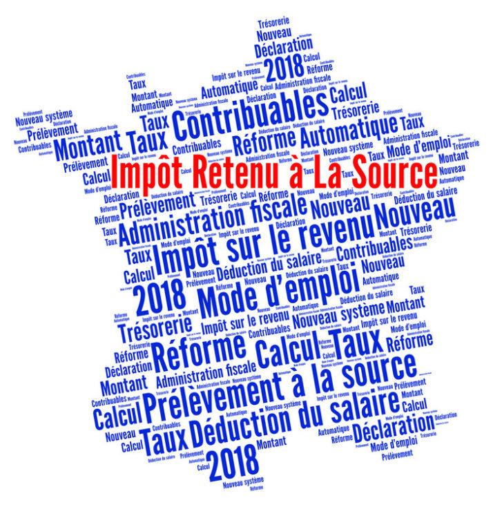 Impôt 2019 – A partir du 1er janvier est mis en place le prélèvement à la source !