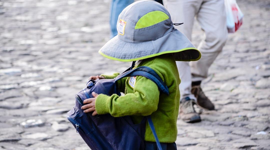 Que doit-on emporter dans les valises de nos kids ?