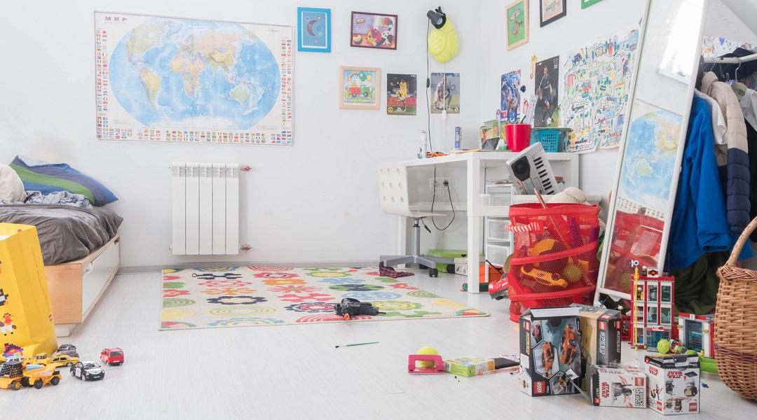 Apprendre à votre kids à ranger ses jouets