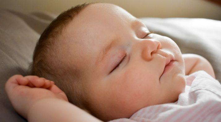 Le sommeil chez l'enfant en fonction de l'âge